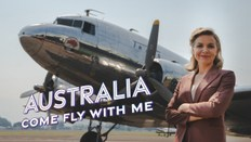 Australia Come Fly With Me (Chinese)