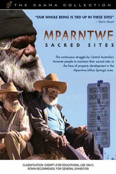 Mparntwe: Sacred Sites