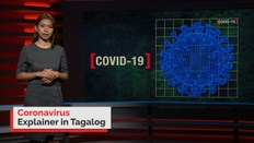 Coronavirus explained in Filipino